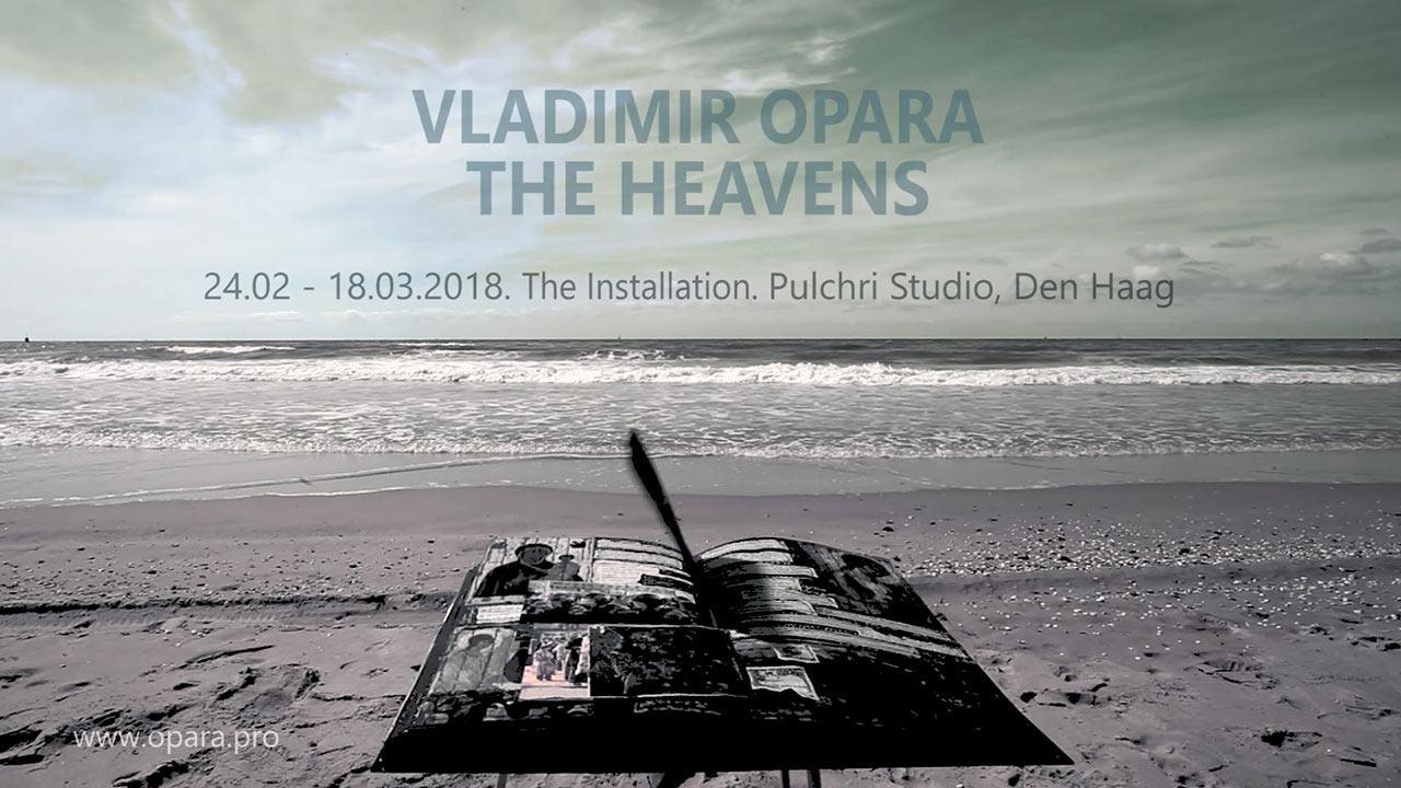 Владимир Опара. Выставка в Pulchri